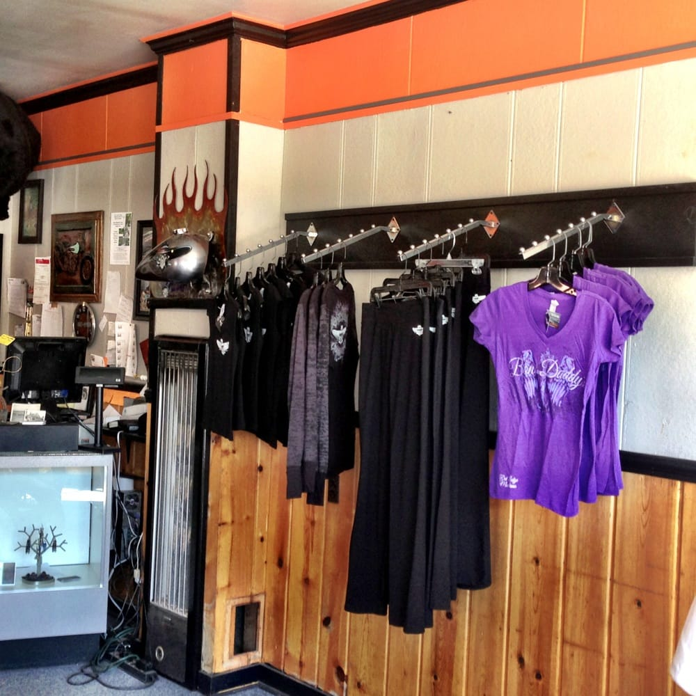 Bone Daddy's Custom Cycle: 210 N Broadway Ave, Red Lodge, MT