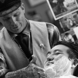 Barber Shop Costa Mesa : Foto de Hawleywoods Barber Shop - Costa Mesa, CA, Estados Unidos