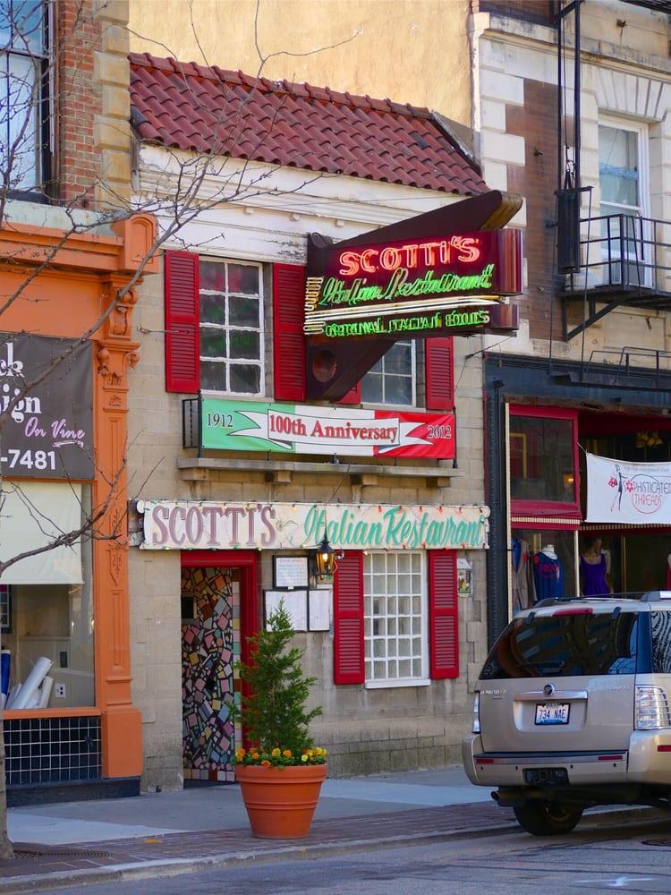 Italian Restaurants Near Cincinnati Oh