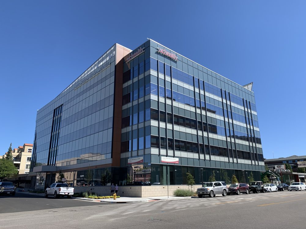 UCHealth Cherry Creek Medical Center: 100 Cook St, Denver, CO