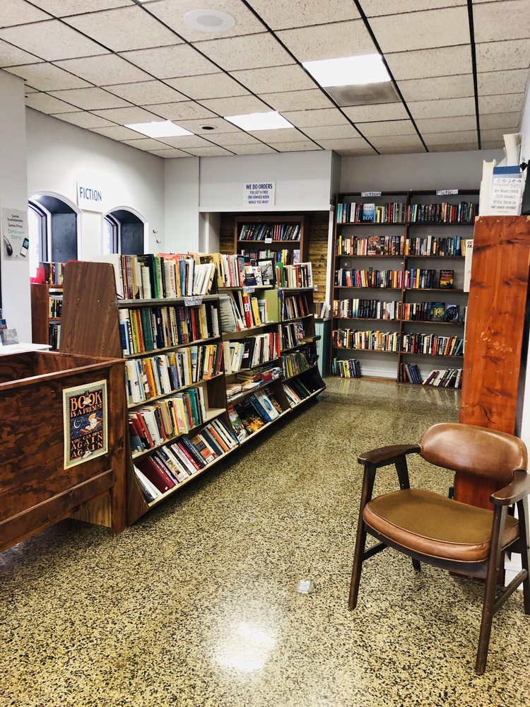 Ferguson Books: 413 E Broadway Ave, Bismarck, ND