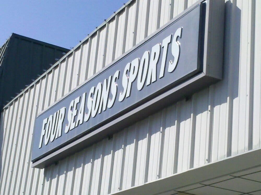 Four Seasons Sports: 1713 E Ash St, Goldsboro, NC