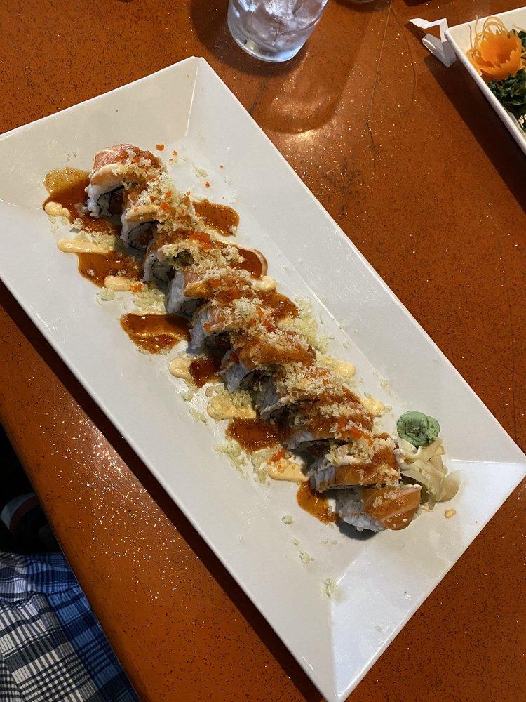 Wasabi Thai Sushi: 217 Orange Ave, Fort Pierce, FL