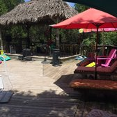 Photo Of Lost Parrot Cabins   Austin, TX, United States. By The Pool