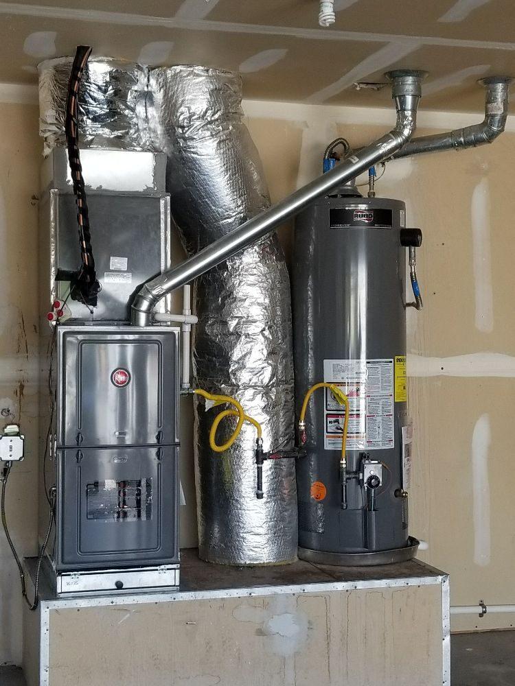 N&J's Plumbing & HVAC: Bosque Farms, NM