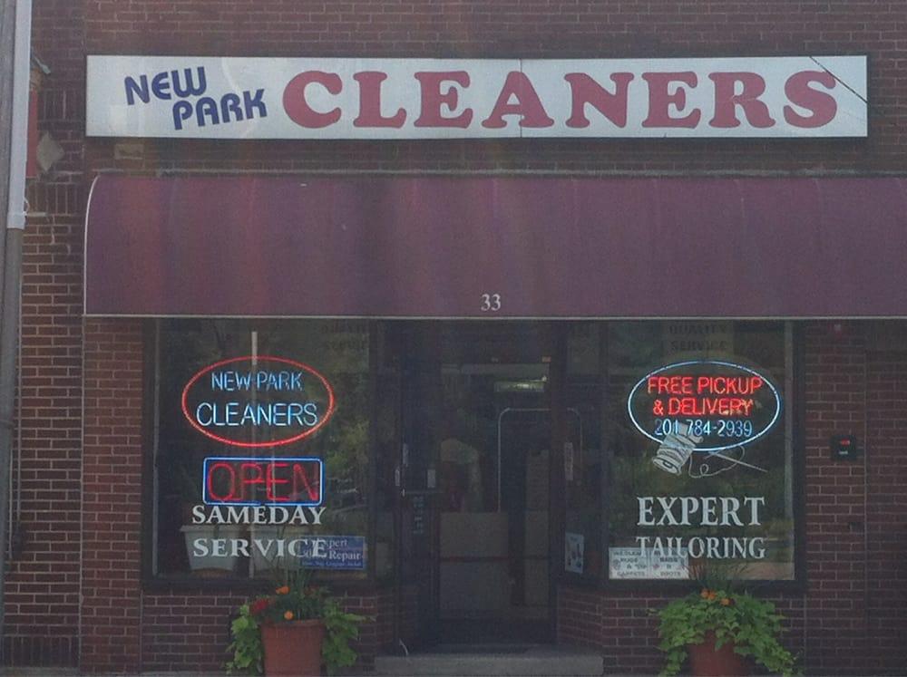 New Park Cleaners: 33 Park St, Demarest, NJ