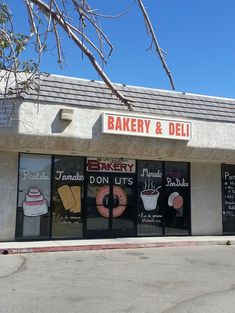 Lake L A Bakery & Panaderia: 40112 170th St E, Palmdale, CA