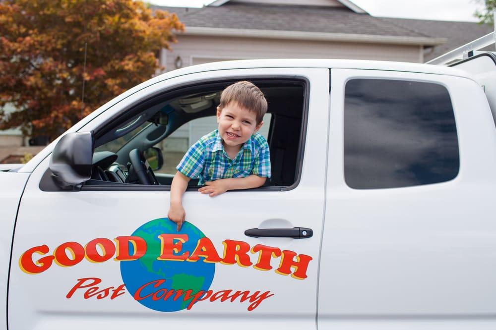Good Earth Pest Company: Corvallis, OR