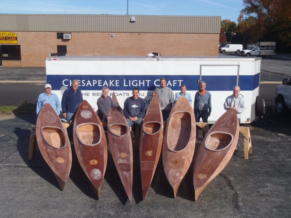 Chesapeake Light Craft: 1805 George Ave, Annapolis, MD