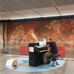 U3 U6 Westbahnhof 13 Fotos Bahnhof Europaplatz 1 Neubau Wien