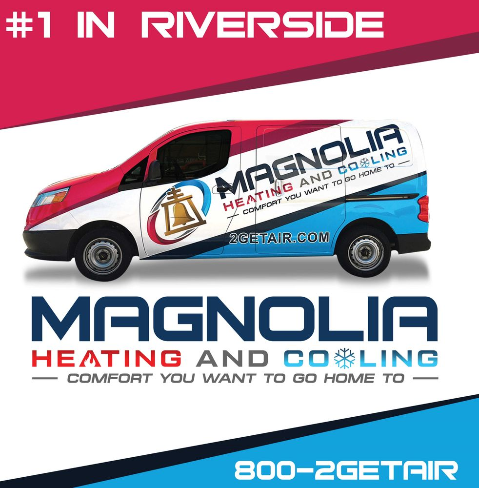 Magnolia Heating and Cooling: 6990 Jurupa Ave, Riverside, CA