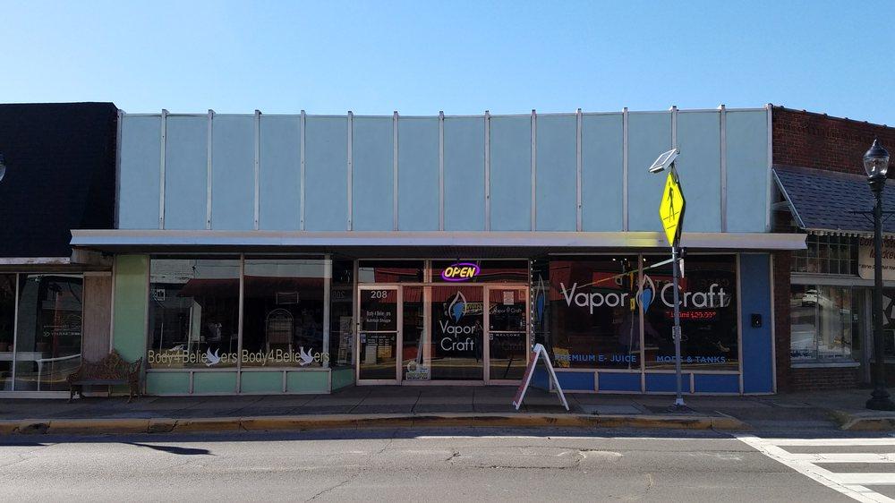Vapor Craft: 210 Gault Ave N, Fort Payne, AL
