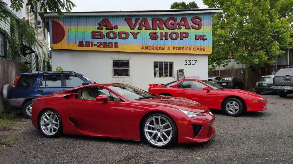 A Vargas-Body Shop