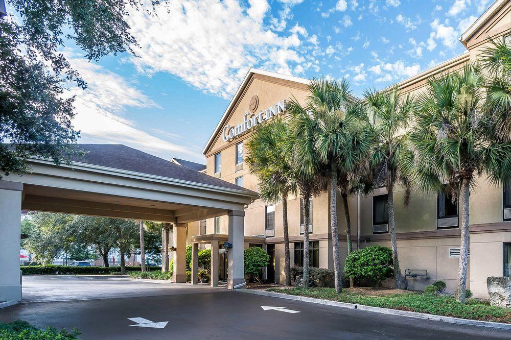 Comfort Inn University: 3440 Southwest 40th Blvd, Gainesville, FL