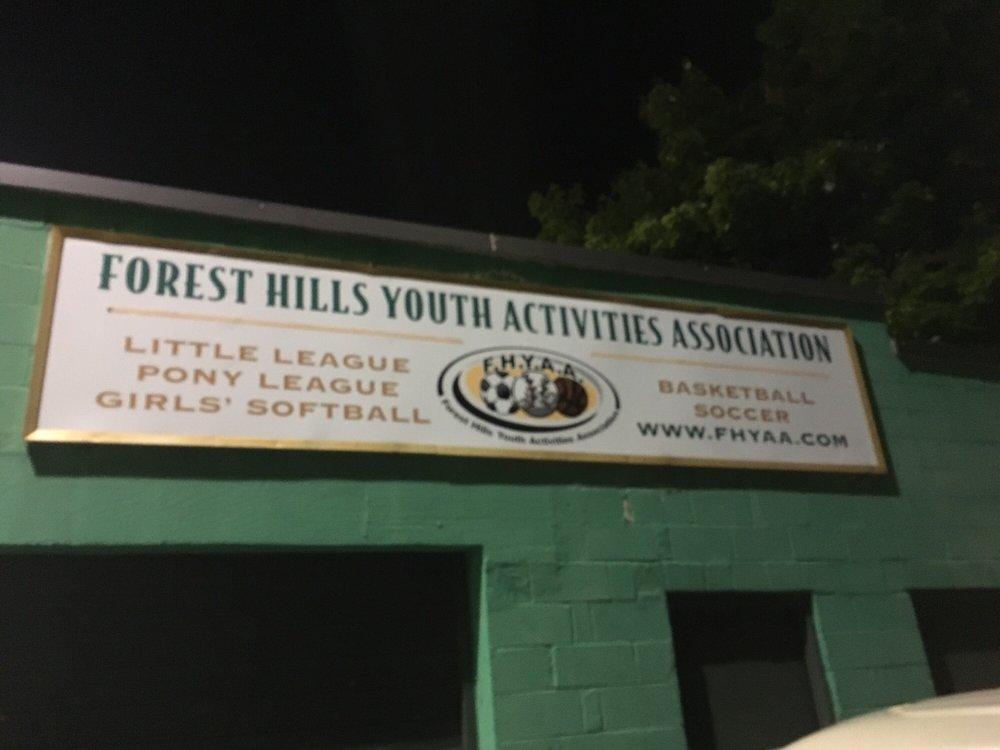 Forest Hills Baseball League