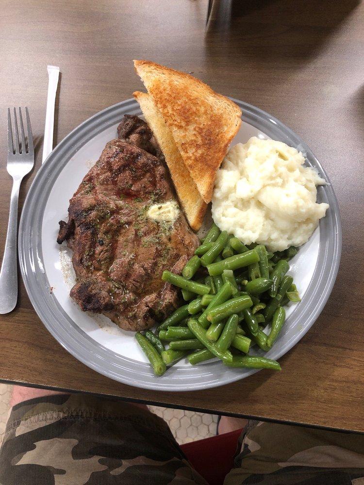Panther Row Eatery: 319 N Main St, Bonham, TX
