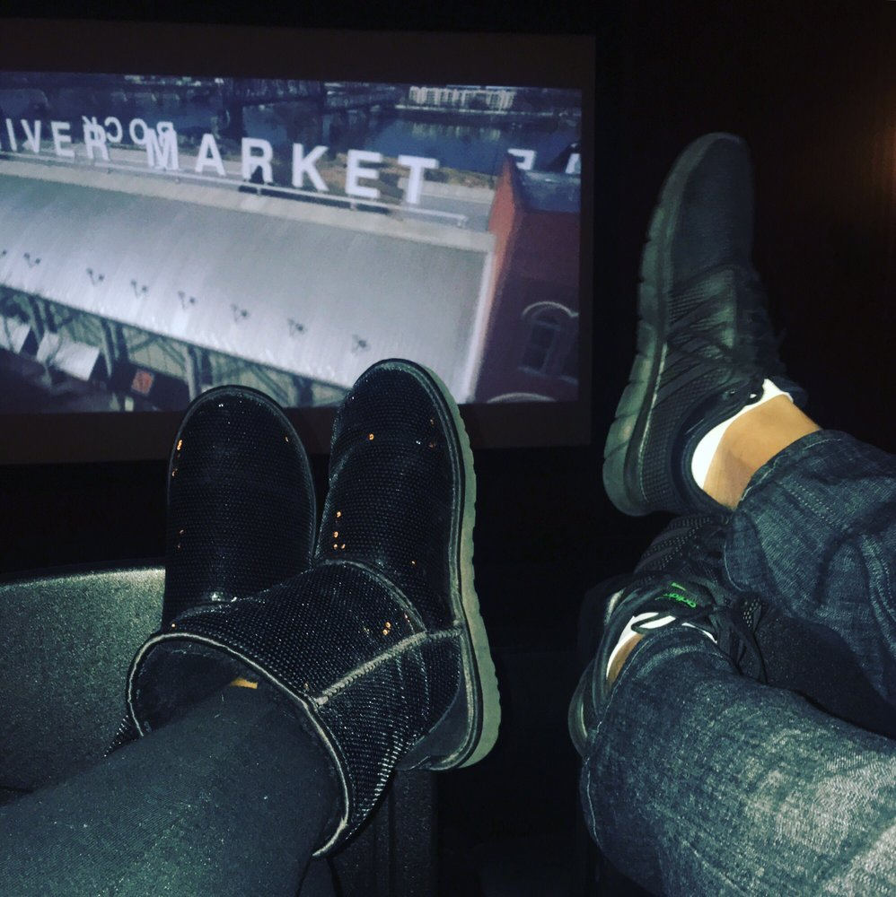 Social Spots from Cinemark Towne Centre and XD