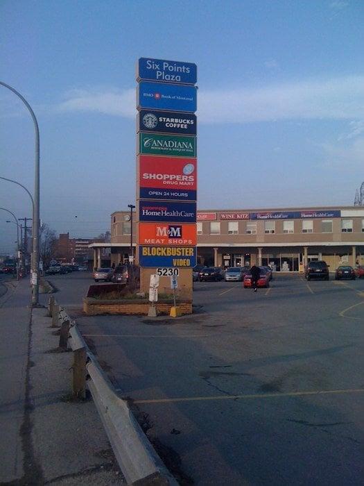 Six Points Plaza