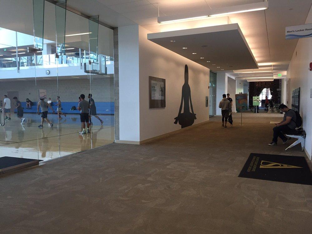 Centro de recreación y bienestar estudiantil CSULB