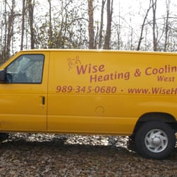 Photo Of Wise Heating Cooling West Branch Mi United States