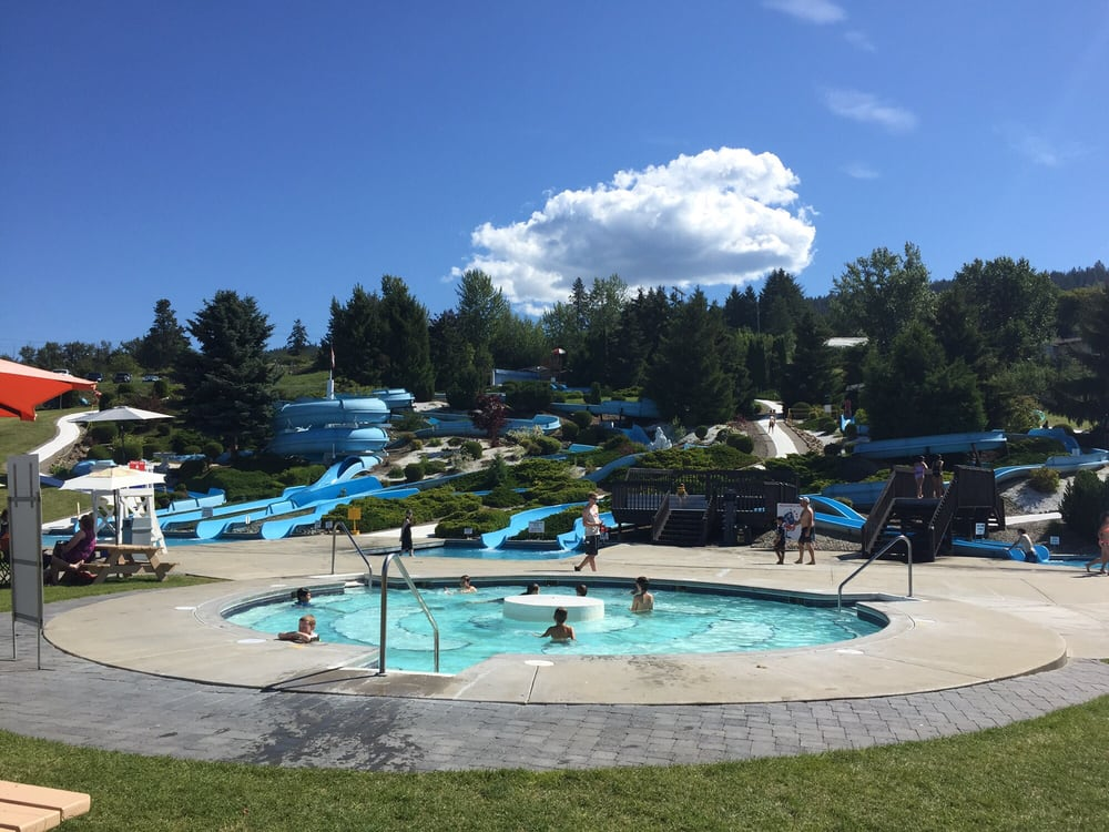 Atlantis Waterslides Amusement Parks 7921 Greenhow