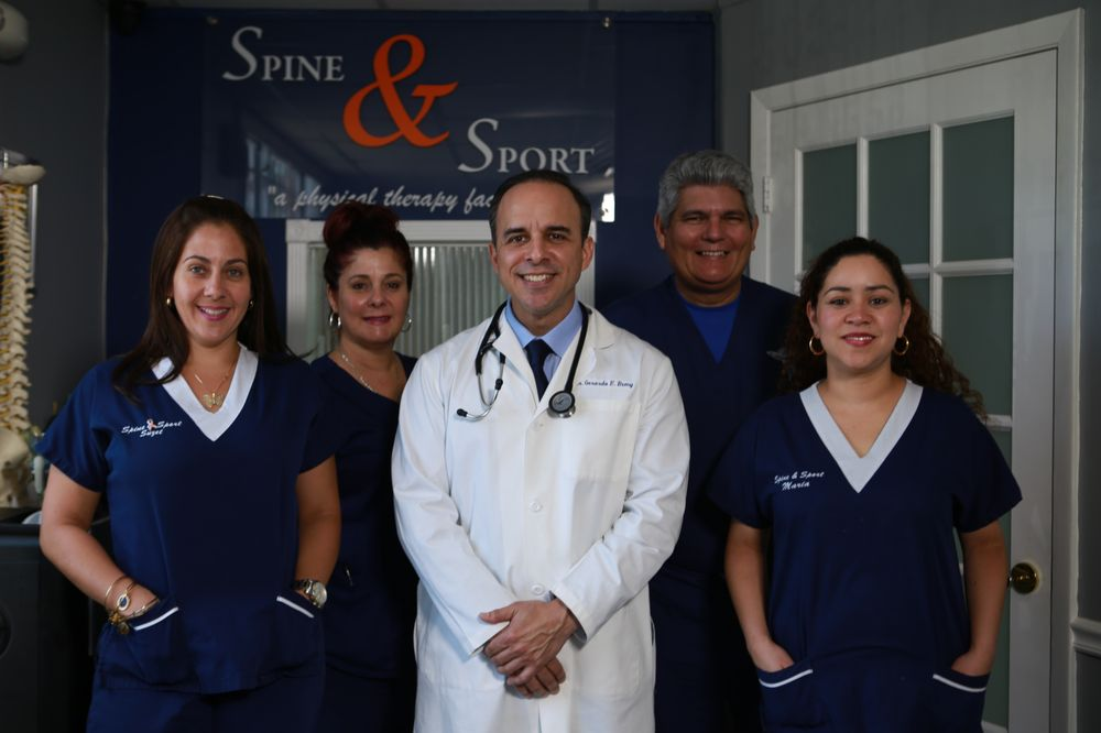 Spine And Sport Management: 9600 SW 8th St, Miami, FL