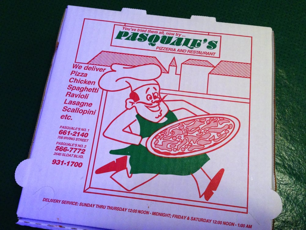 Photo Of Pasquales Pizza