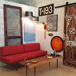 Photo Of Foundry Furnishings   Saint Petersburg, FL, United States. Mid  Century Sofa ...