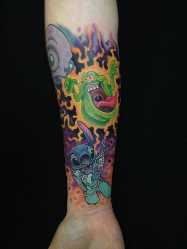Silver fox tattoo 284 photos tattoo 533 10th st nw for Tenth street tattoo