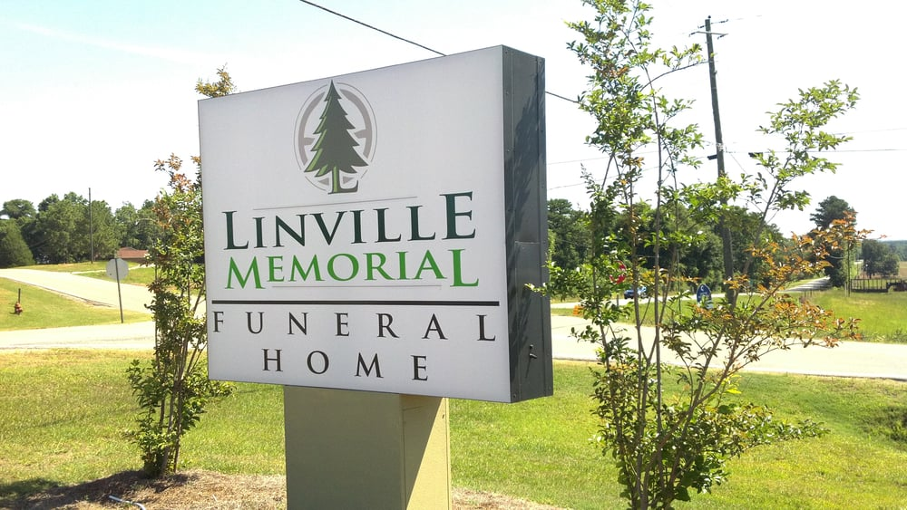 Linville Memorial Funeral Home Monuments Crematory: 84632 Tallassee Hwy, Eclectic, AL