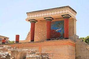 Taverna Knossos Palace