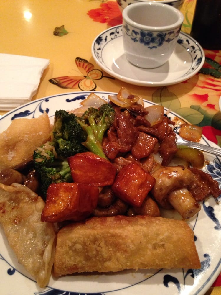 Panda garden chinese buffet bbq 24 reviews chinese for Asian cuisine norman