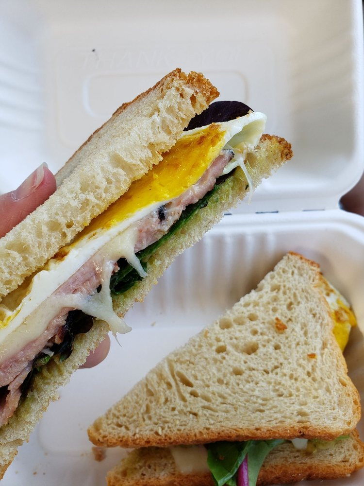 Java Dock Cafe: 116 W Grand Ave, Port Washington, WI