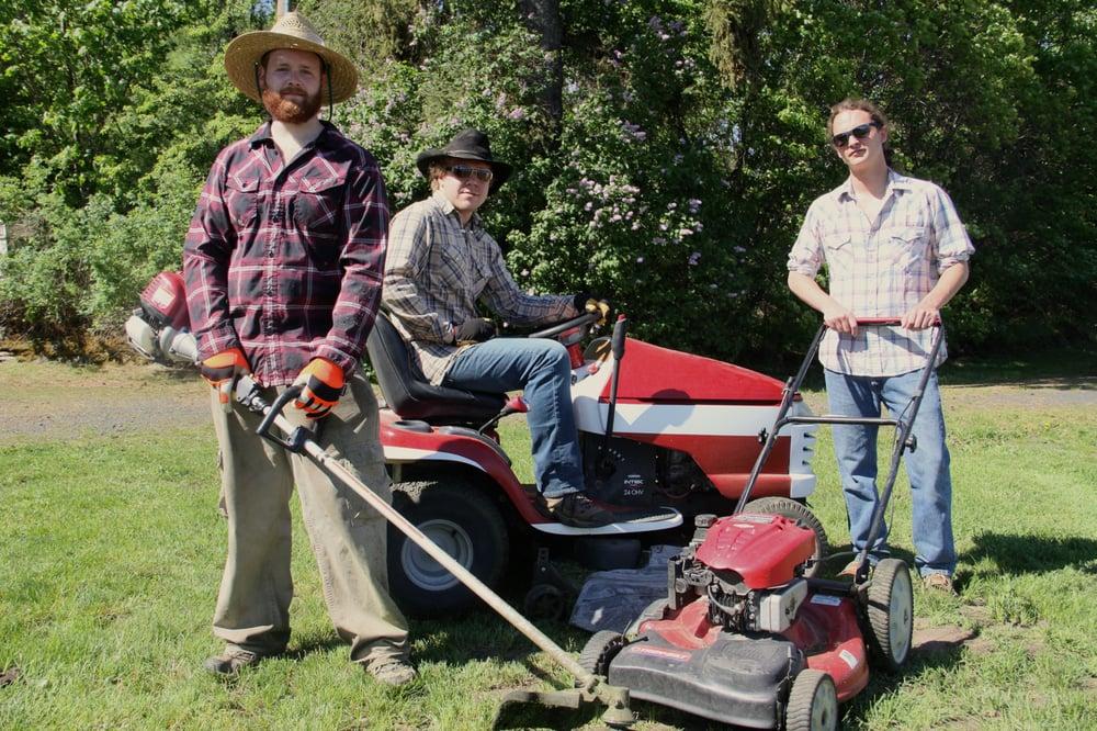 7J Landscape Construction: Pullman, WA
