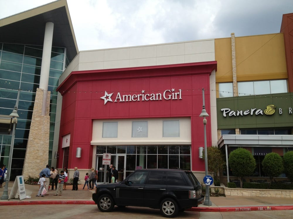 Clothing stores in memorial city mall