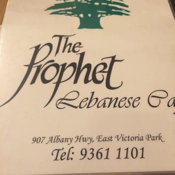 Prophet Lebanese Restaurant East Victoria Park