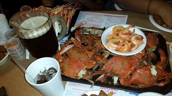 Bottom Of The Bay Seafood 9590 N Laurel Rd Md Restaurants