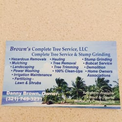 Browns complere tree service 11 reviews tree services photo of browns complere tree service melbourne fl united states this is colourmoves