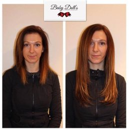 Photo Of Baby Doll S Hair Extensions And Replacement Services Nanaimo Bc Canada