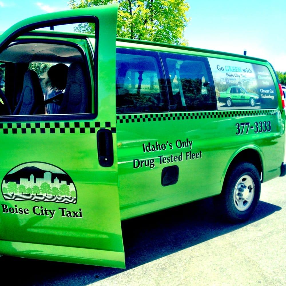 Boise Jeep Dealer: Boise City Taxi