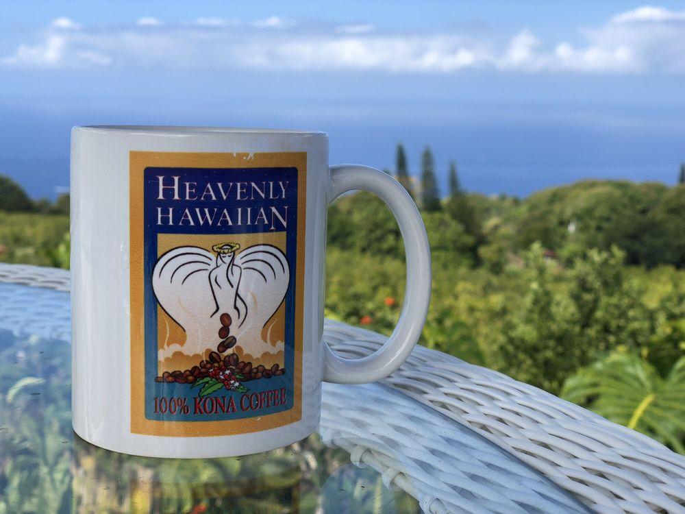 Heavenly Hawaiian Farms: 78-1136 Bishop Rd, Holualoa, HI