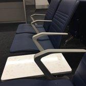 'Photo of Los Angeles International Airport - LAX - Los Angeles, CA, United States. Hard chairs. Very hard chairs.' from the web at 'https://s3-media1.fl.yelpcdn.com/bphoto/8HAko-bwHZ9j1cVaxX8UOQ/168s.jpg'
