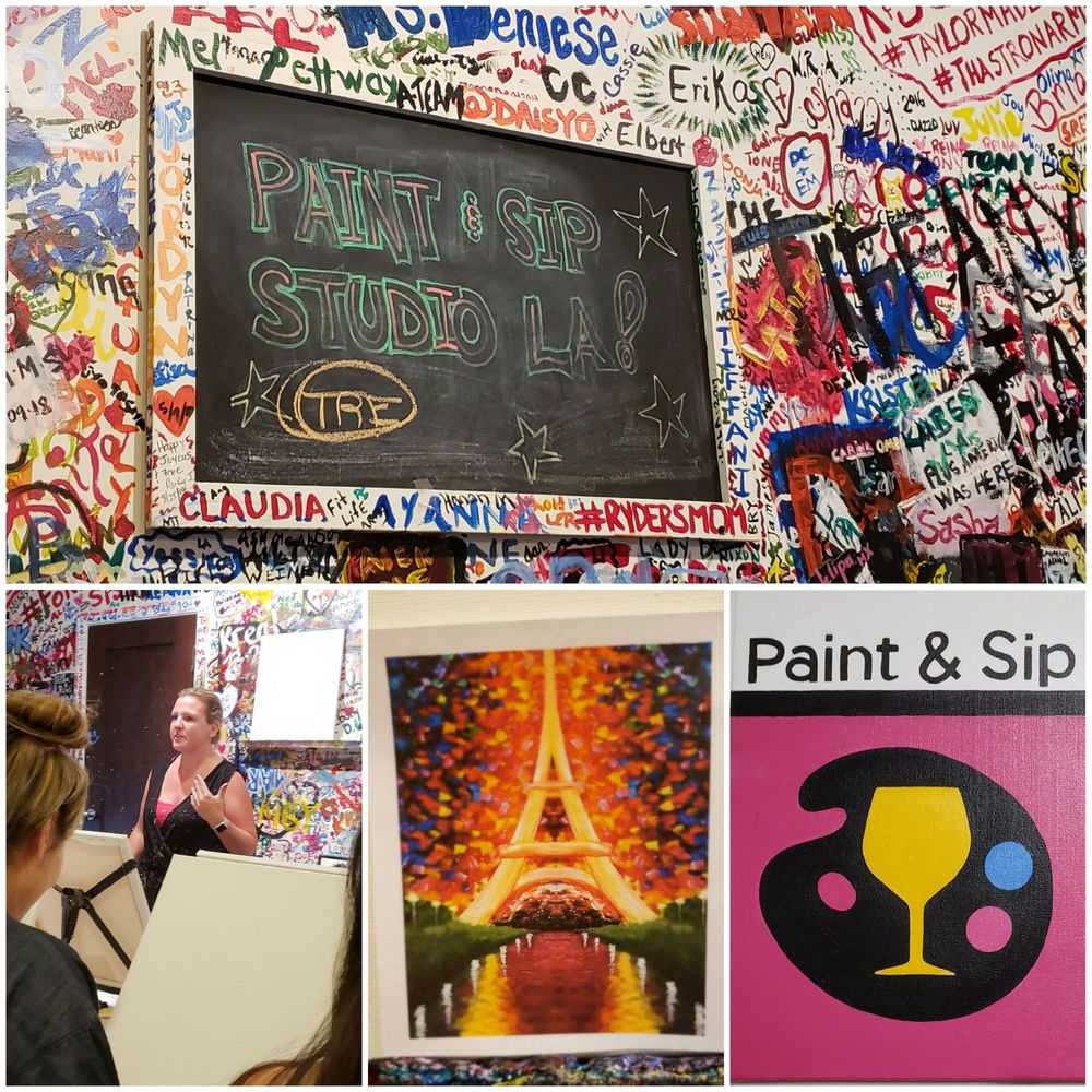 Paint And Sip Studio La Gift Card Los Angeles Ca Giftly