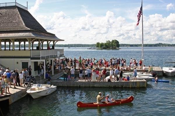 Thousand Island Park Landmark Society: 42831 St Lawrence Ave, Thousand Island Park, NY