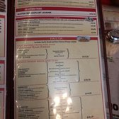 Palermo italian restaurant 646 photos 1281 reviews italian photo of palermo italian restaurant los angeles ca united states menu sciox Gallery