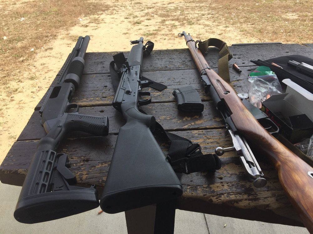 Joint Base Rod & Gun: Range 14, Fort Dix, NJ