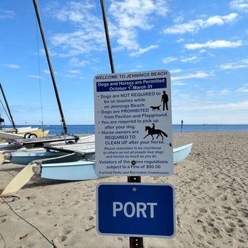 Photo Of Jennings Beach Fairfield Ct United States Animal Policies