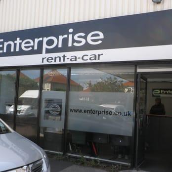 Enterprise Car Hire Scarborough