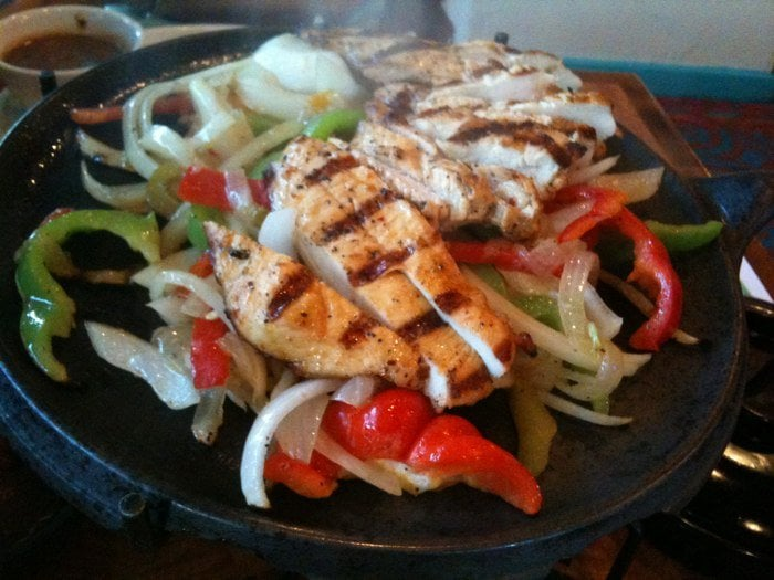 Chicken fajitas yelp for Acapulco loco authentic mexican cuisine