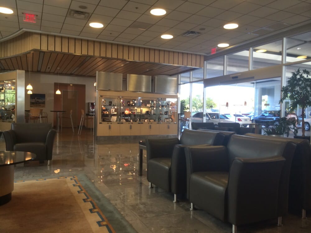 The Nicest Waiting Area In The Greater Los Angeles Area
